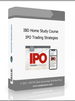 IBD Home Study Course - IPO Trading Strategies