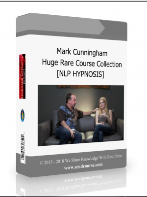 Mark Cunningham - NLP Hypnosis - Huge Rare Course Collection