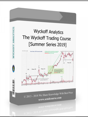 Wyckoffanalytics - The Wyckoff Trading Course (Summer Series 2019)