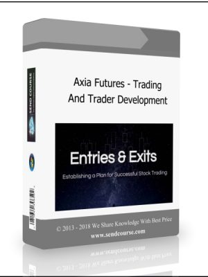 Axia Futures - Trading and Trader Development