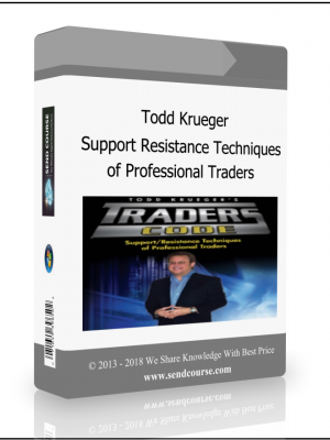 Todd Krueger - Support Resistance Techniques of Professional Traders
