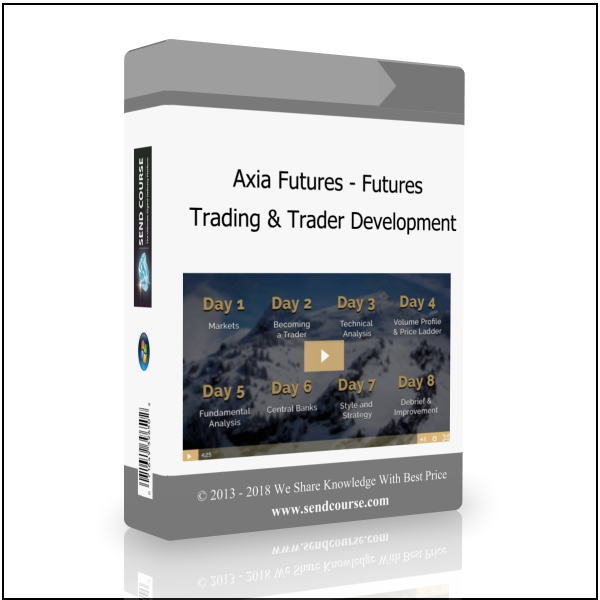 Axia Futures - Futures Trading and Trader Development