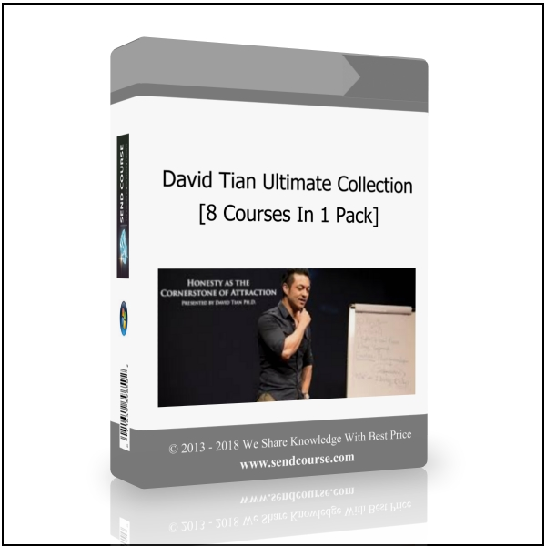 David Tian Ultimate Collection - 8 Courses In 1 Pack