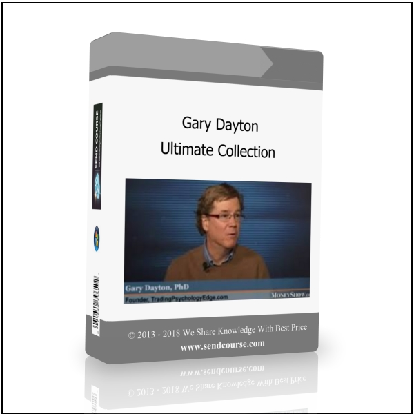 Dr. Gary Dayton Collection - 18 Courses In 1 Pack