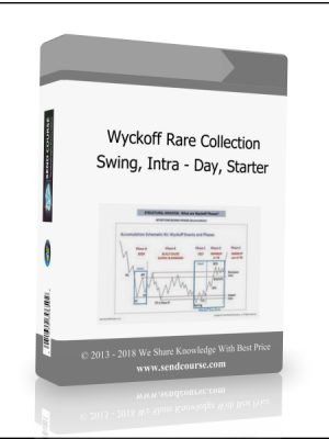 Wyckoff Rare Collection - Swing Trading, Intraday Trading, Starter Series