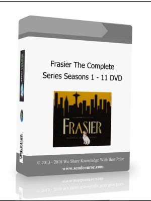 Frasier - The Complete Series Seasons 1-11 DVD