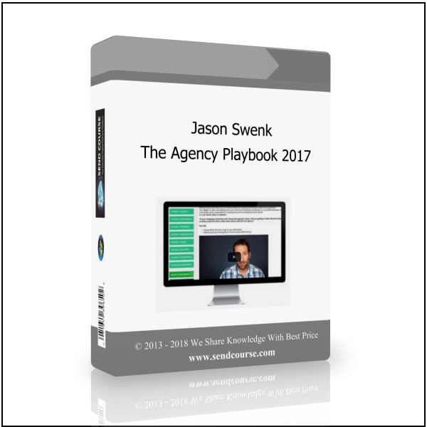 Jason Swenk - The Agency Playbook 2017