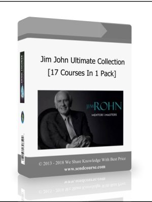 Jim John Ultimate Collection - 17 Courses In 1 Pack