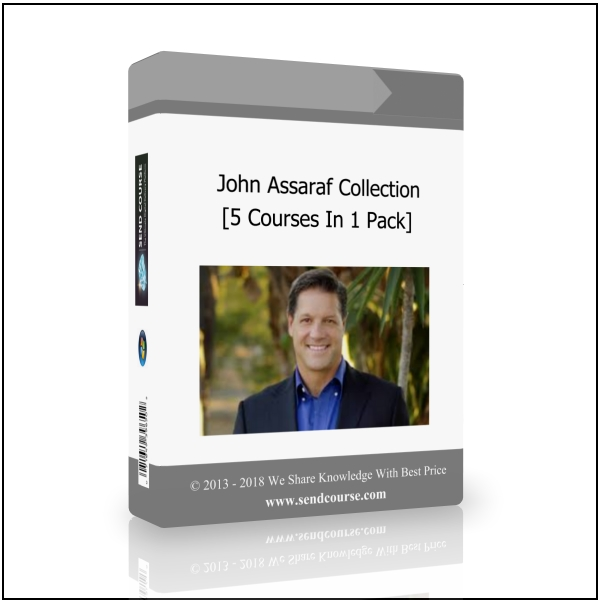 John Assaraf Collection - 5 Courses In 1 Pack