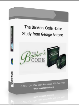 The Bankers Code Home Study from George Antone