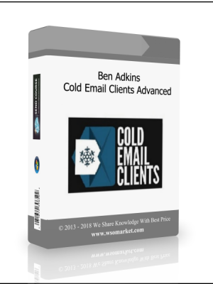 Ben Adkins - Cold Email Clients Advanced