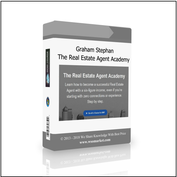 Graham Stephan - The Real Estate Agent Academy