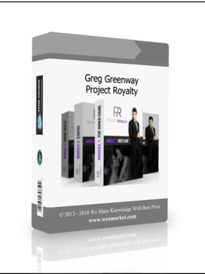 Greg Greenway - Project Royalty