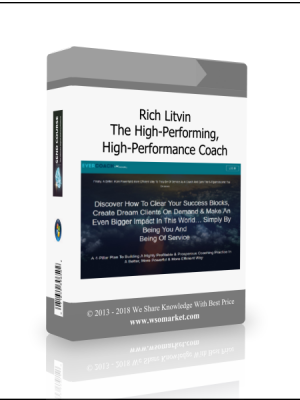 Rich Litvin - The High-Performing, High-Performance Coach