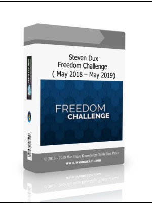 Steven Dux - Freedom Challenge ( May 2018 - May 2019)