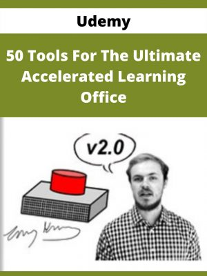 Udemy - 50 Tools For The Ultimate Accelerated Learning Office
