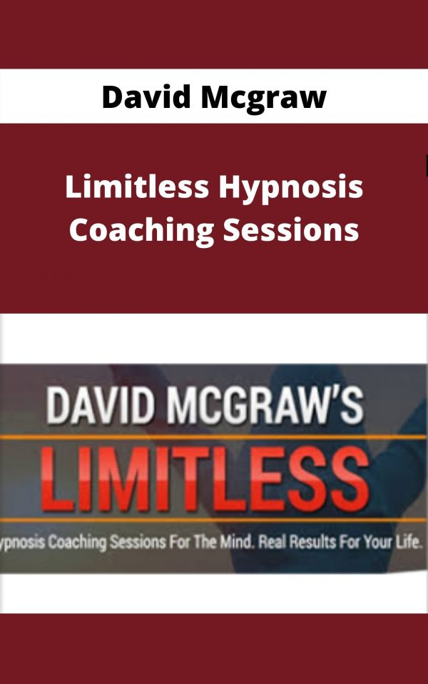 David Mcgraw - Limitless Hypnosis Coaching Sessions