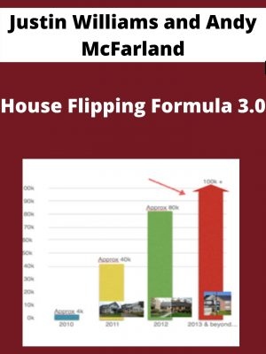 Justin Williams and Andy McFarland - House Flipping Formula 3.0