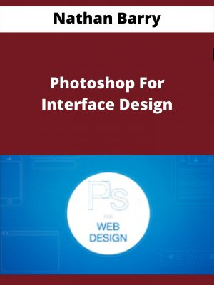 Nathan Barry - Photoshop For Interface Design
