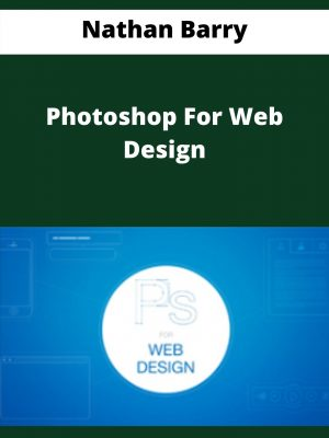 Nathan Barry - Photoshop For Web Design