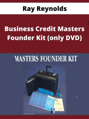 Ray Reynolds - Business Credit Masters Founder Kit (only DVD) -