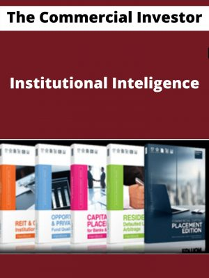 The Commercial Investor - Institutional Inteligence