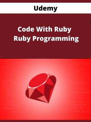 Udemy - Code With Ruby - Ruby Programming