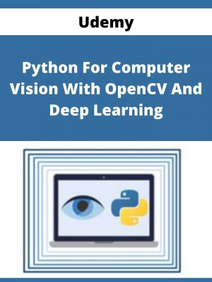 Udemy - Python For Computer Vision With OpenCV And Deep Learning