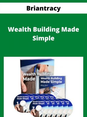 Briantracy - Wealth Building Made Simple