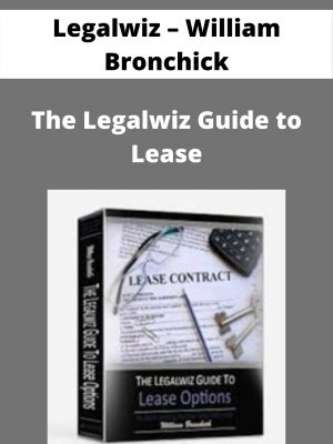 Legalwiz - William Bronchick - The Legalwiz Guide to Lease
