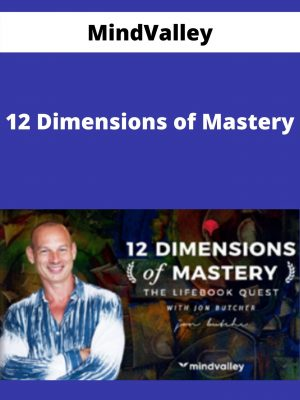 MindValley - 12 Dimensions of Mastery