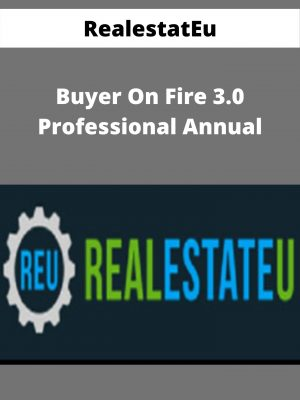 RealestatEu - Buyer On Fire 3.0 Professional Annual