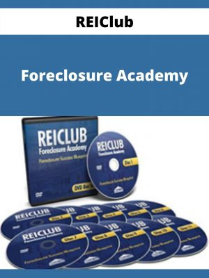 REIClub Foreclosure Academy