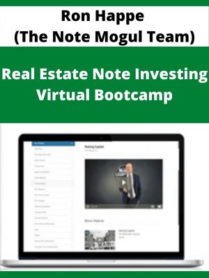 Ron Happe (The Note Mogul Team) - Real Estate Note Investing Virtual Bootcamp