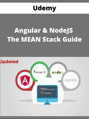 Udemy - Angular & NodeJS - The MEAN Stack Guide