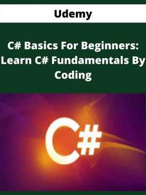 Udemy - C# Basics For Beginners: Learn C# Fundamentals By Coding