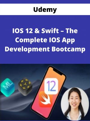 Udemy - IOS 12 & Swift - The Complete IOS App Development Bootcamp