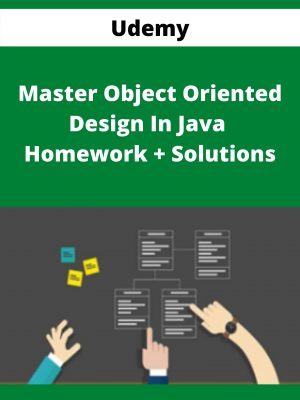 Udemy - Master Object Oriented Design In Java - Homework + Solutions