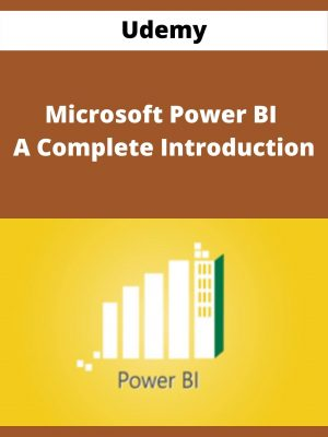 Udemy - Microsoft Power BI - A Complete Introduction