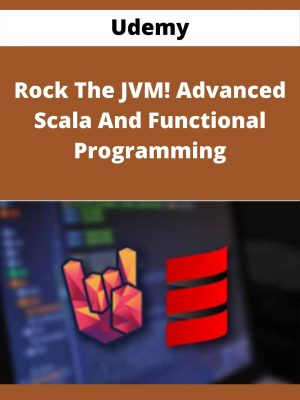 Udemy - Rock The JVM! Advanced Scala And Functional Programming