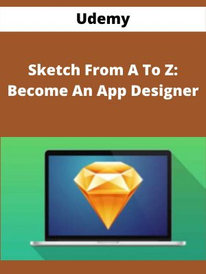 Udemy - Sketch From A To Z: Become An App Designer