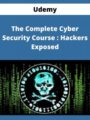 Udemy - The Complete Cyber Security Course : Hackers Exposed