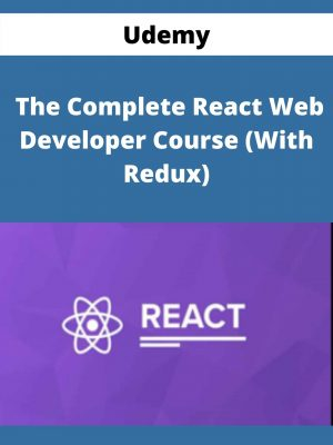 Udemy - The Complete React Web Developer Course (With Redux)