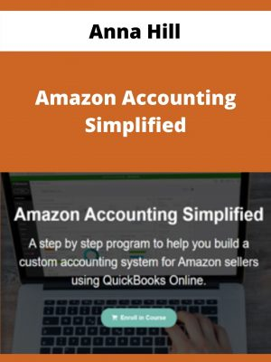 Anna Hill - Amazon Accounting Simplified