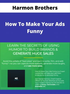 Harmon Brothers - How To Make Your Ads Funny