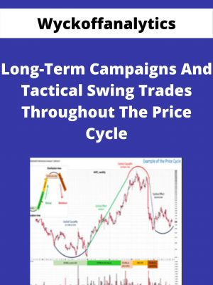 Wyckoffanalytics - Long-Term Campaigns And Tactical Swing Trades Throughout The Price Cycle